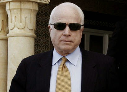 The Endrun Project: Who Then is Senator McCain?
