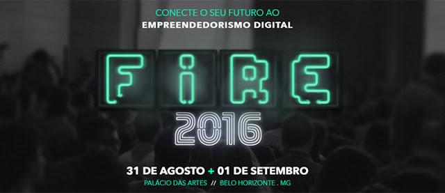 FIRE 2016 NO PALÁCIO DAS ARTES EM BH-MG
