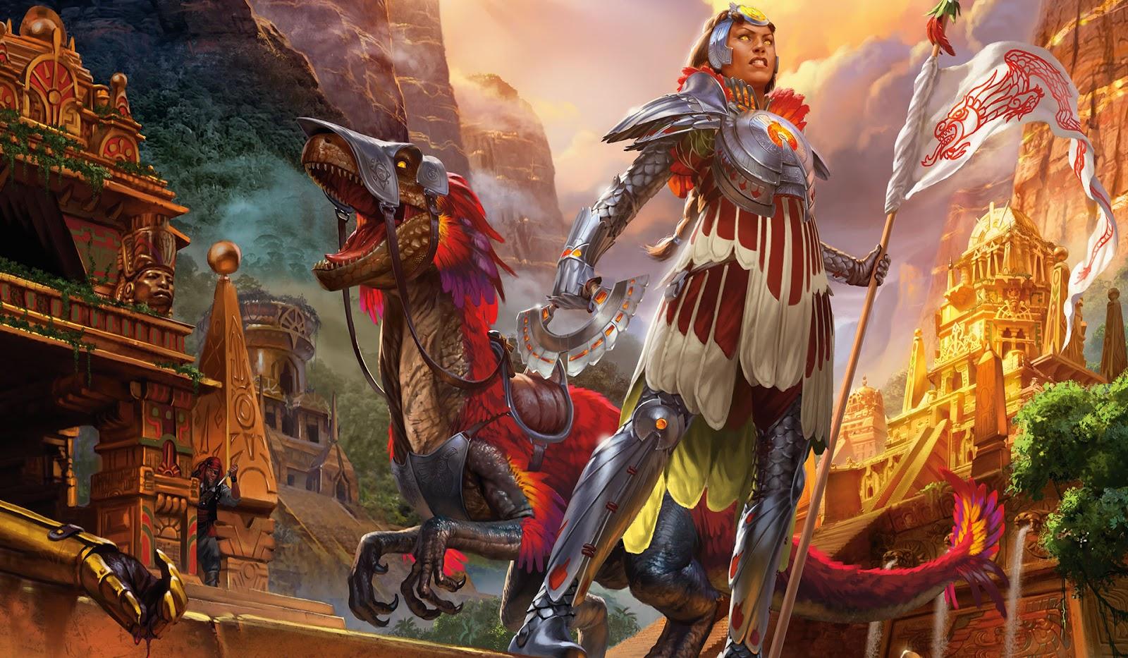 Magic: Rivales de Ixalan - Análisis : Cartas, colores, novedades...