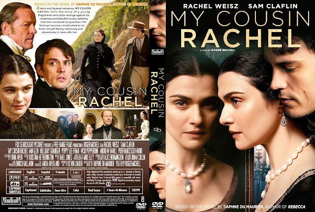 My Cousin Rachel DVD Cover