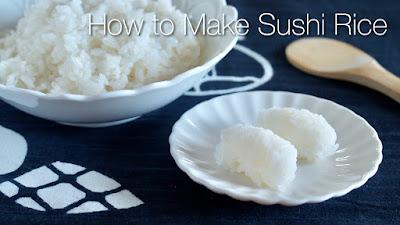 すし飯/シャリ の作り方
