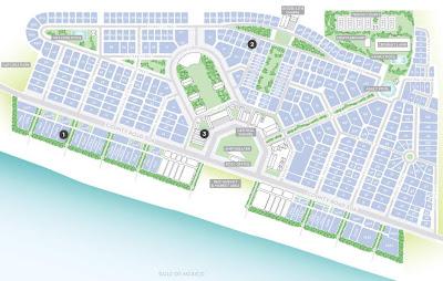 Seaside Florida Map.Architect Design Seaside Florida