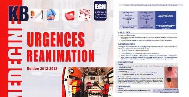 Télécharger KB urgences réanimation PDF