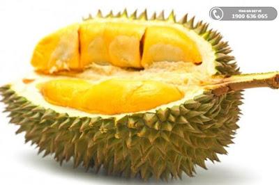 Sầu riêng - loại quả được yêu thích tại Singapore