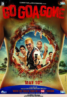 Go Goa Gone – HDRip AVI + RMVB Legendado