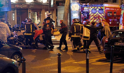 Paris attacks victims to file charges against government
