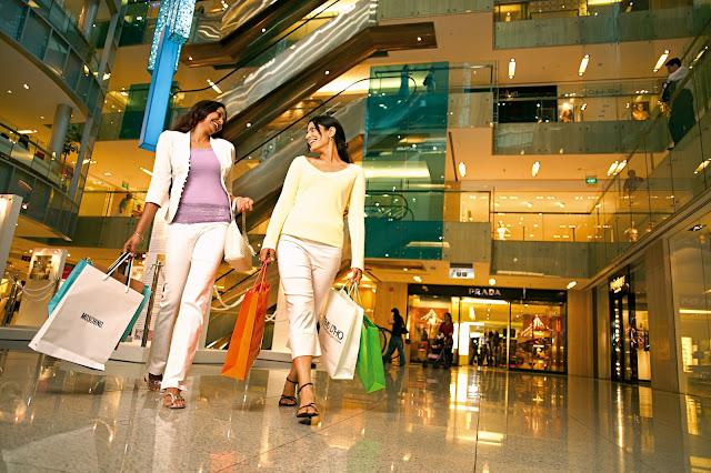 Trung tâm mua sắm sang trọng