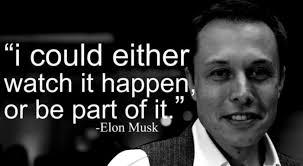 Elon Musk inspiring quotes