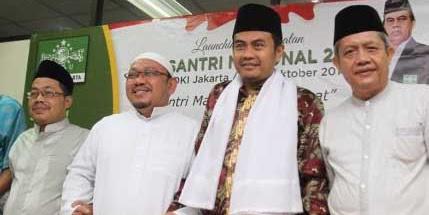 """Soal Kata """"Pribumi"""", NU DKI: Artinya """"Jaga Jakarta jangan sampe diambil orang asing"""""""