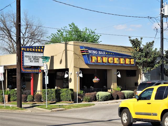 Plucker's Wing Bar - Shepherd at Eli