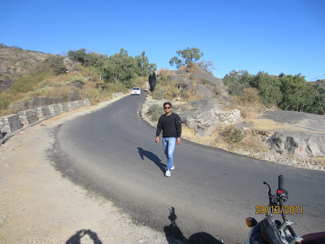road to guru shikhar