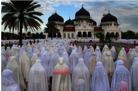 Eid Mubarak or Eid alFitr in Indonesia  The Indonesian Way