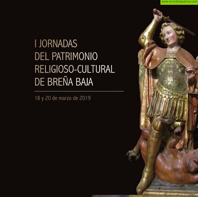 Presentado el libro de las I Jornadas del Patrimonio Religioso-Cultural de Breña Baja