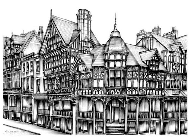 Affordable  Chester Art Prints