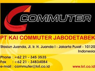 Lowongan Kerja BUMN Terbaru di PT. Kereta Api Commuter Jabodetabek September 2016