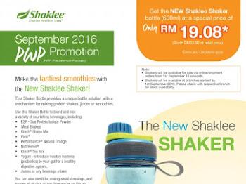 Berebut Shaker Baharu