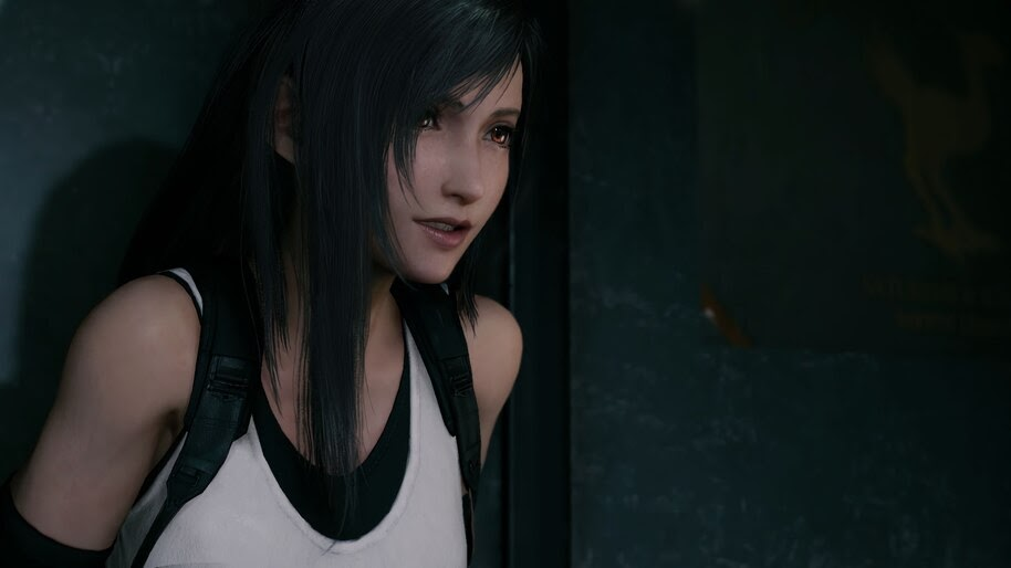 Final Fantasy 7 Remake Tifa Lockhart 4k Wallpaper 755