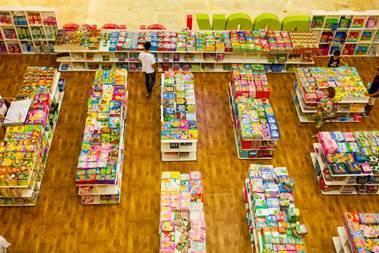 Golden Square Shopping realiza 3ª edição da Book Lovers Kids