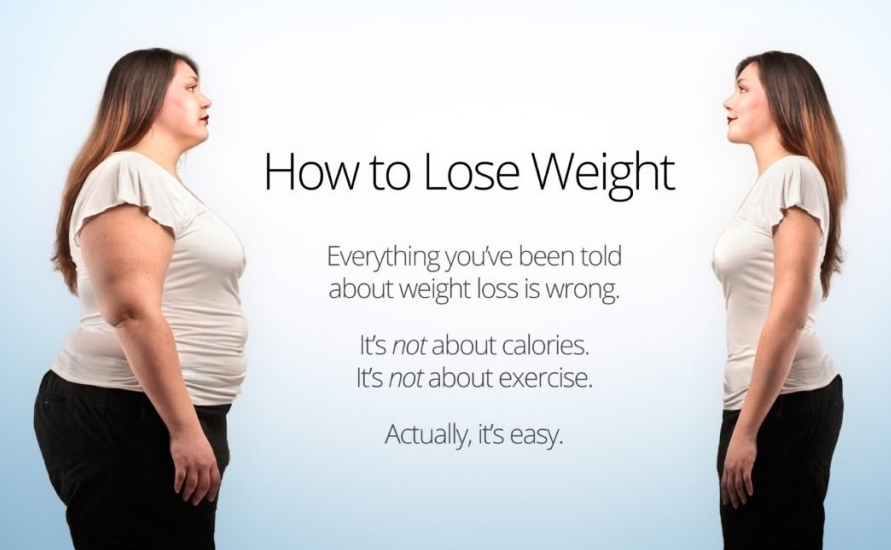 Weight loss posters store