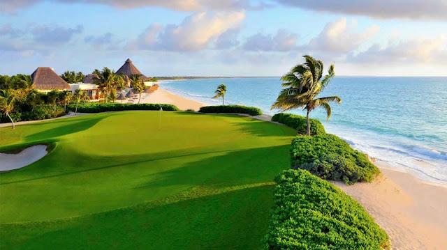 Complejo Golf Mayakoba