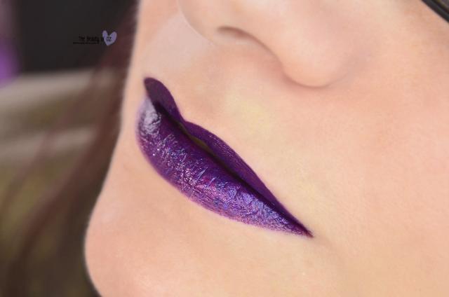 Knallige Lippenstifte Swatch