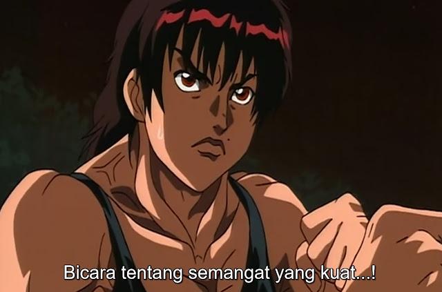 Baki The Grappler Episode 16 Subtitle Indonesia