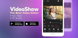 ဖုန္းမွာတင္ Video edit ေတြျပဳလုပ္ႏိုင္မယ့္ - VideoShow Pro – Video Editor v6.8.Apk