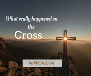 The cross of calvary