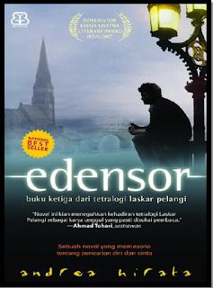 Sinopsis Novel Edensor Karya Andrea Hirata