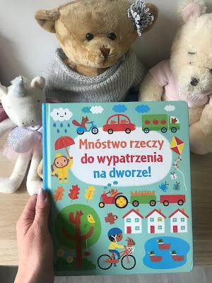 Książki dla dzieci bez tekstu - mają sens!