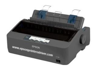 Espon LX-350 Driver Download For Windows