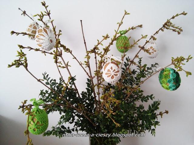 Wielkanoc w nowym mieszkaniu i nietypowy koszyk do Święconki