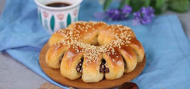 طريقة عمل وتحضير خبز التمر الرائع  _ ملكة زمانها