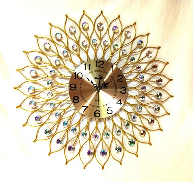 Đồng hồ trang trí treo tường Deco V05