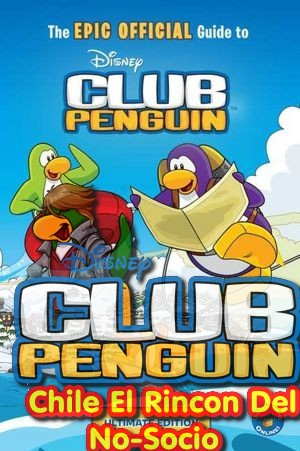 NUEVOS CÓDIGOS DE LIBRO: THE EPIC GUIDE OF CLUB PENGUIN