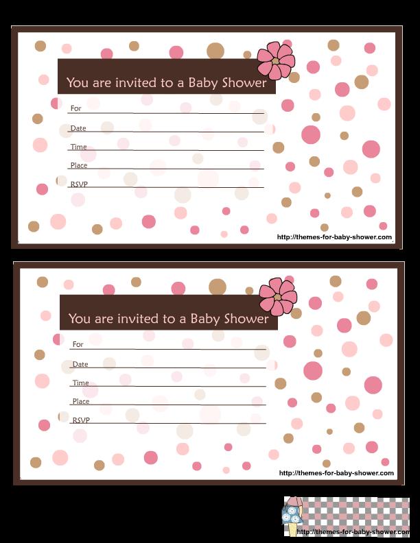 Kit de Baby Shower para Niña, para Imprimir Gratis. | Oh My Bebé!