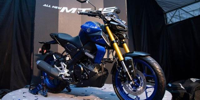 Yamaha MT-15 Yang Menawan