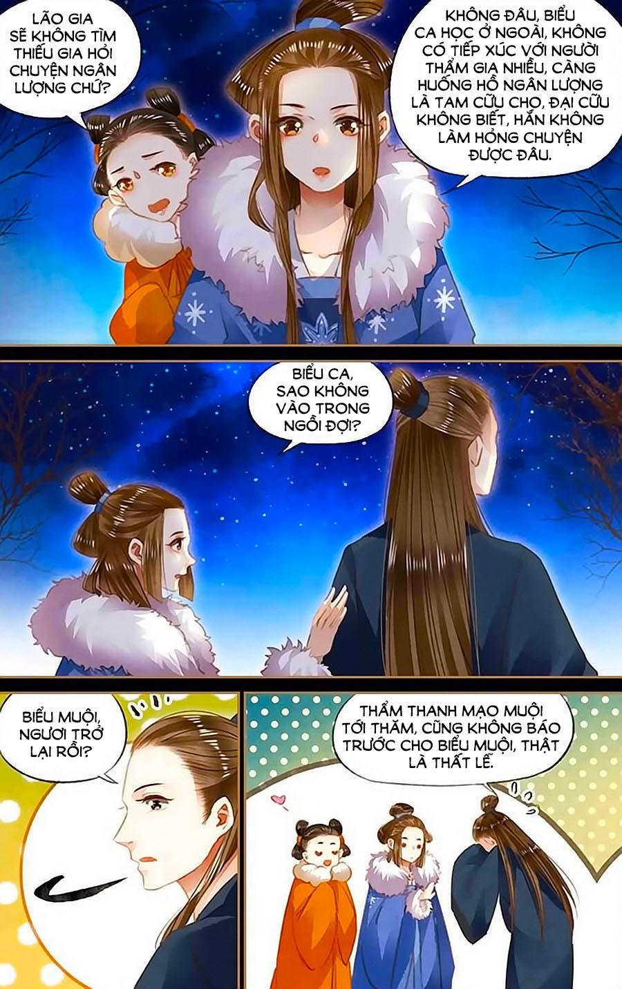Thần Y Đích Nữ chap 105 - Trang 5
