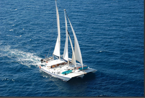 All About Yacht Charters, Sailing Vacations: Thanks to