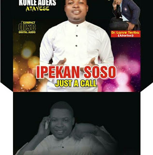 Popular Gospel Artiste Evangelist Kunle Adexs Atayese Launched Album Yesterday In Lagos