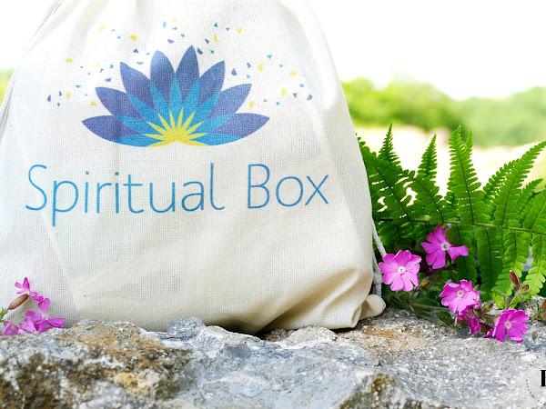 LA SPIRITUAL BOX DE MAI | NETTOYAGE ENERGETIQUE PRINTANIER