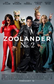 descargar Zoolander 2 en Español Latino