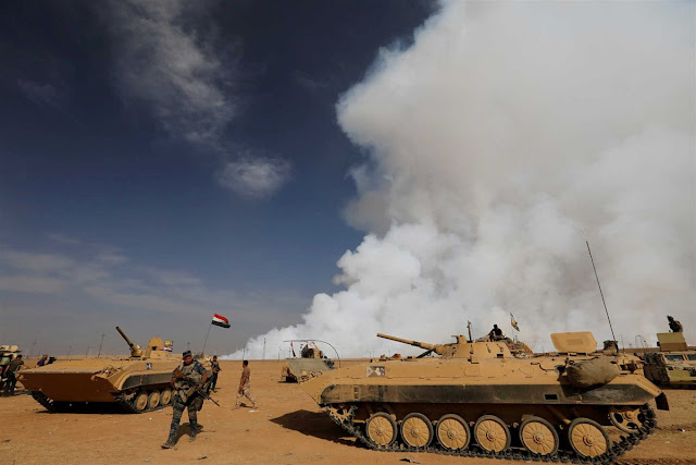 Para além do Estado Islâmico: o que está em jogo na Batalha de Mossul?