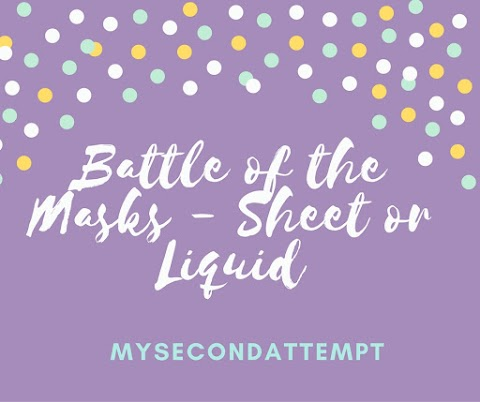 Battle of the Masks - Sheet or Liquid