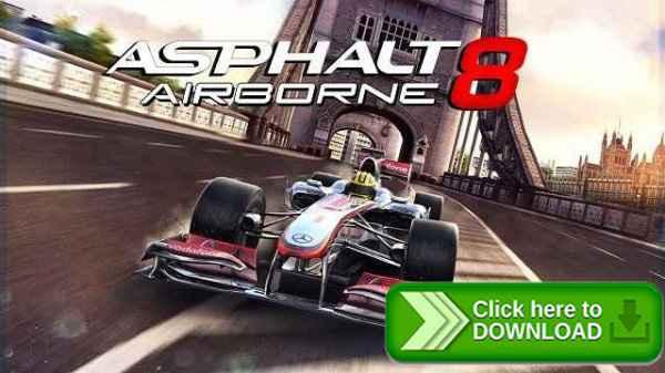 how to download asphalt 8 mod apk