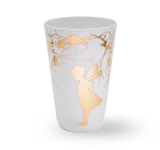 Alveserviset - Stor vase (large vase) Wik & Walsoe