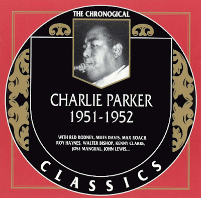 40) Charlie Parker Quintet, BLUES FOR ALICE