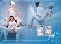 Wedding Photos Album Design Psd File