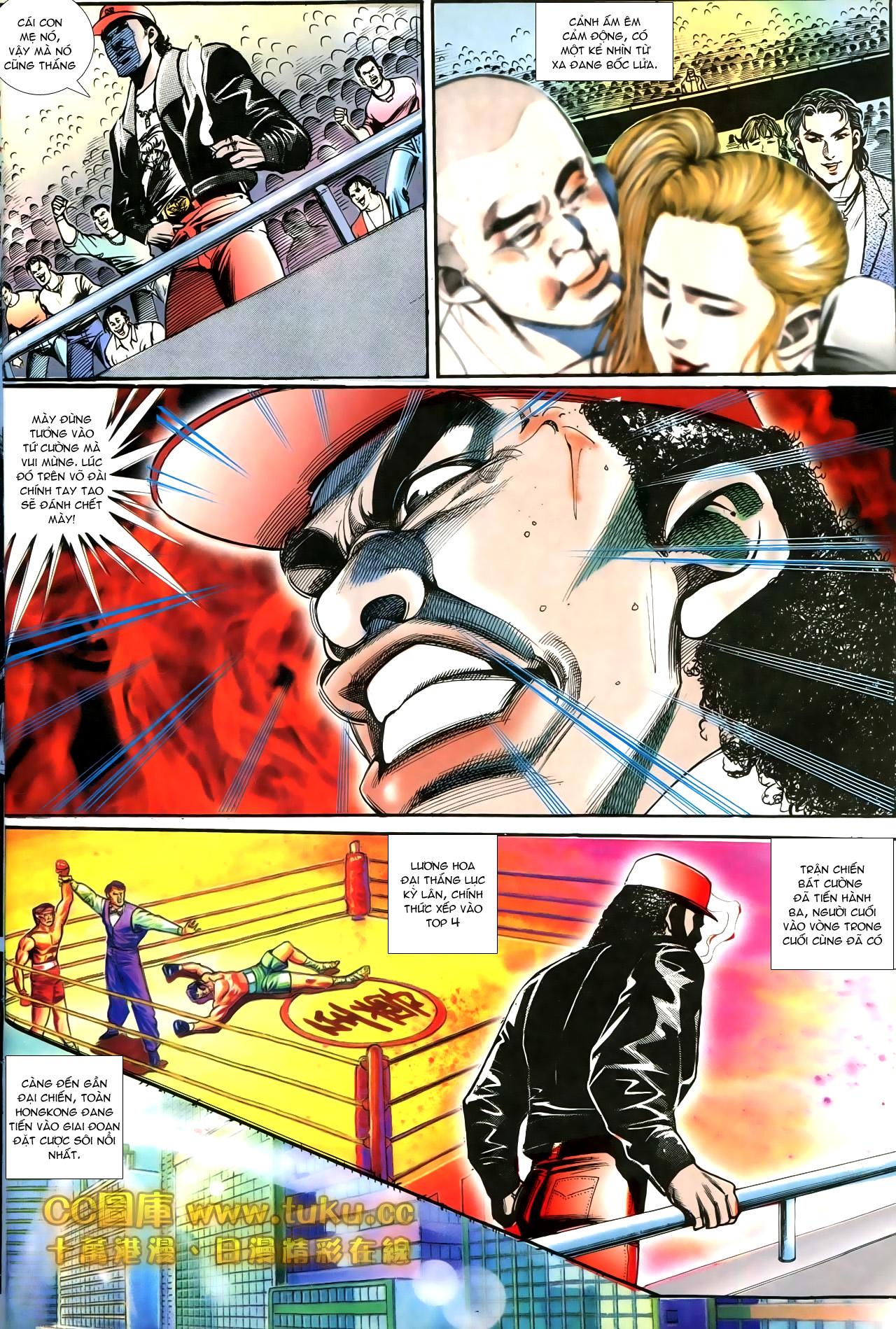 Người Trong Giang Hồ chapter 188: chiến nô trang 27
