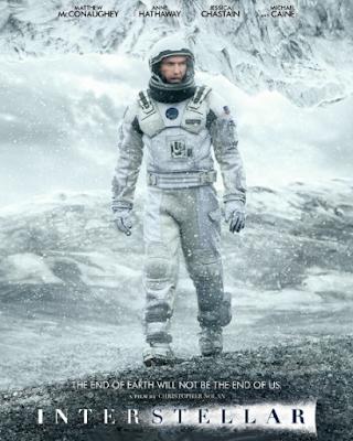 Interstellar (2014) อินเตอร์สเตลลาร์ ทะยานดาวกู้โลก (คริสโตเฟอร์ โนแลน)